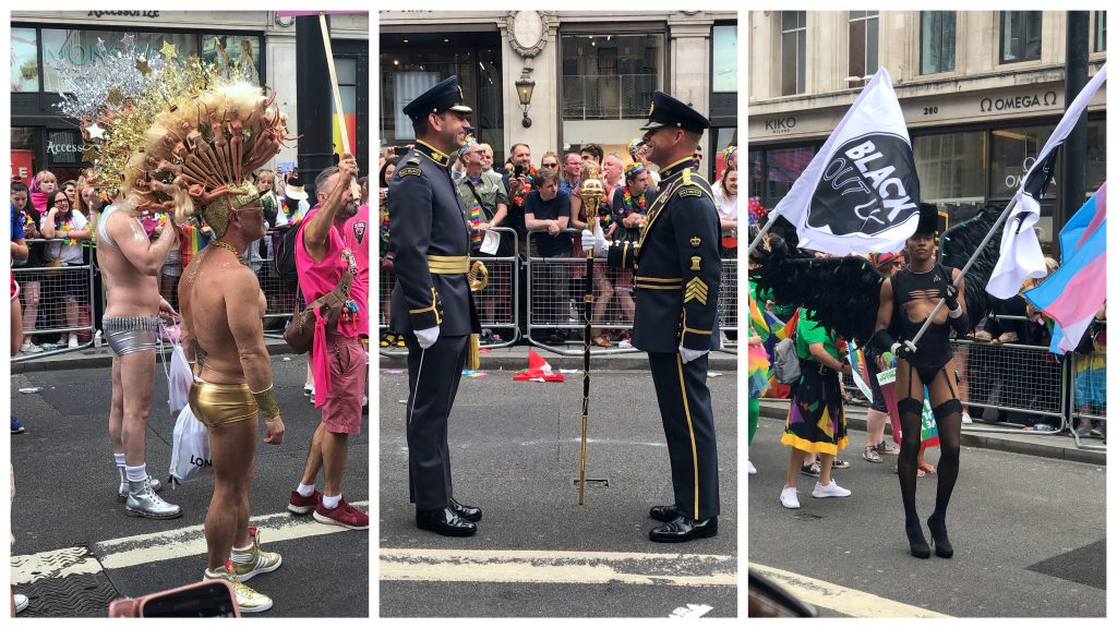 Pride in London 2019 Parade