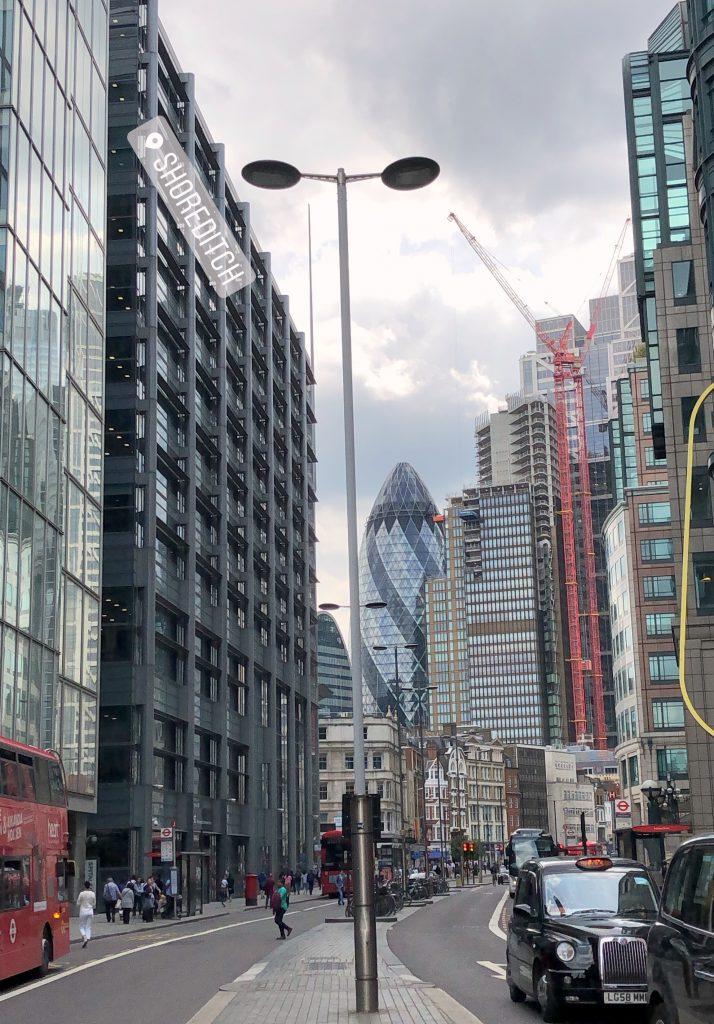 Shoredich London