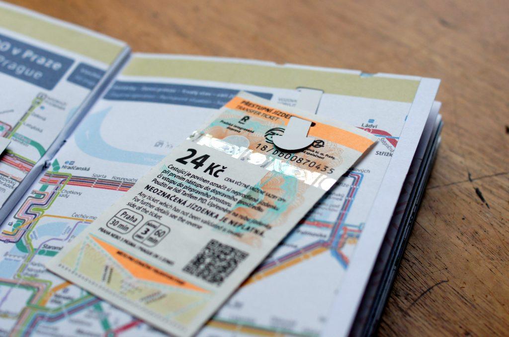 Ticket befestigen mit We R Memory Keepers Link Punch