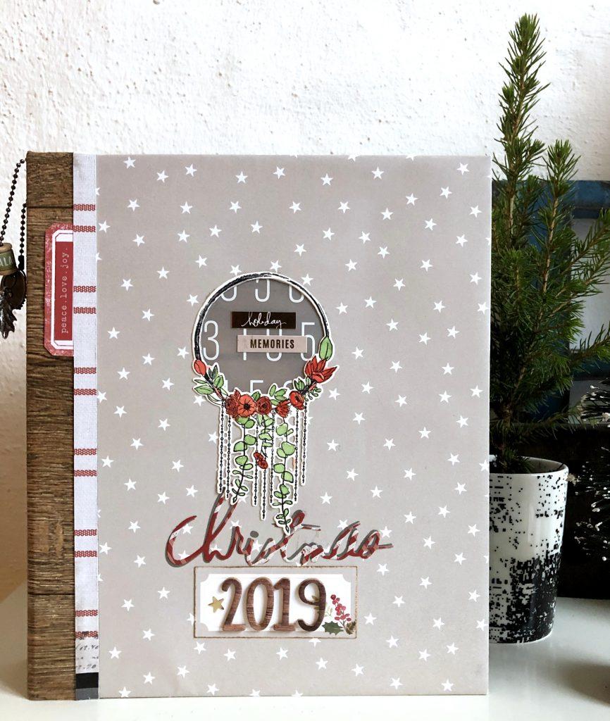 Dezembertagebuch 2019 Cover