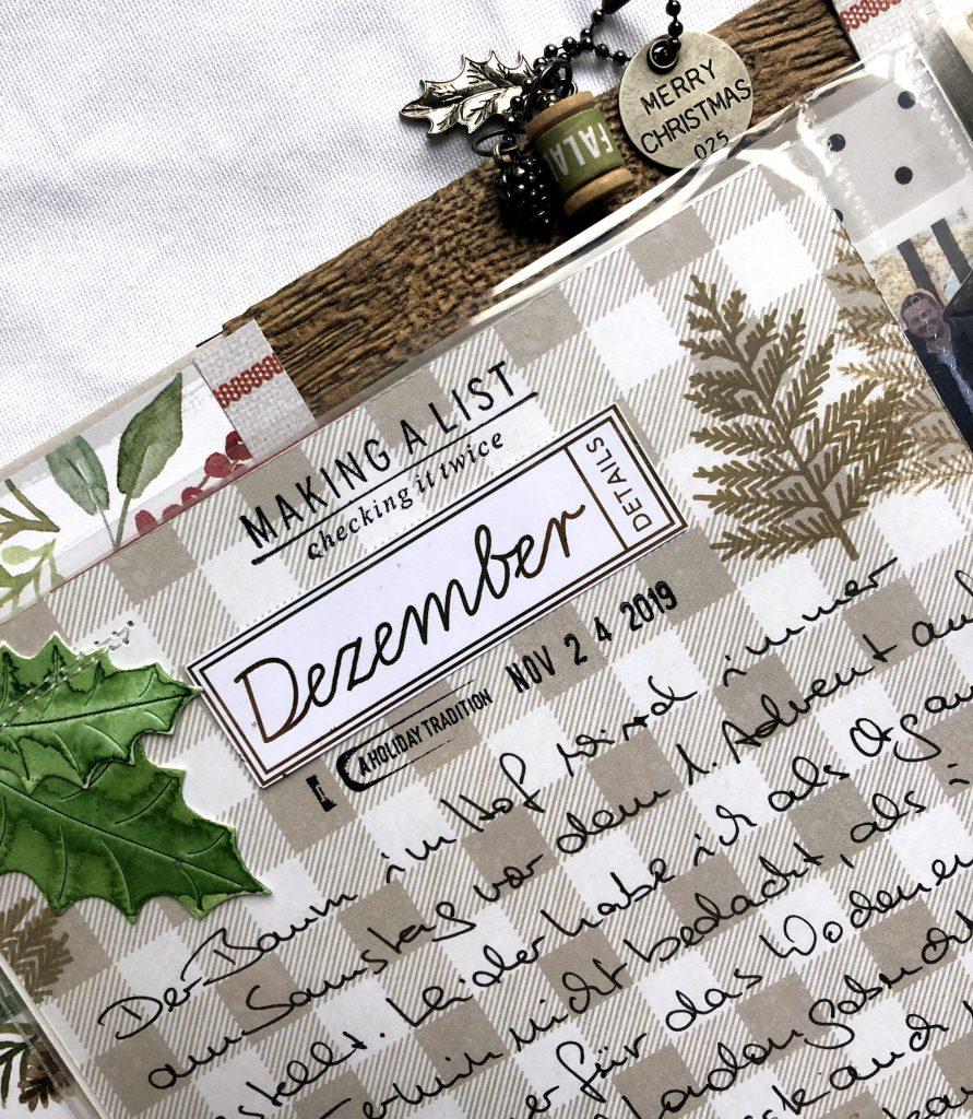 Dezembertagebuch 2019 Download Label Dezember Details