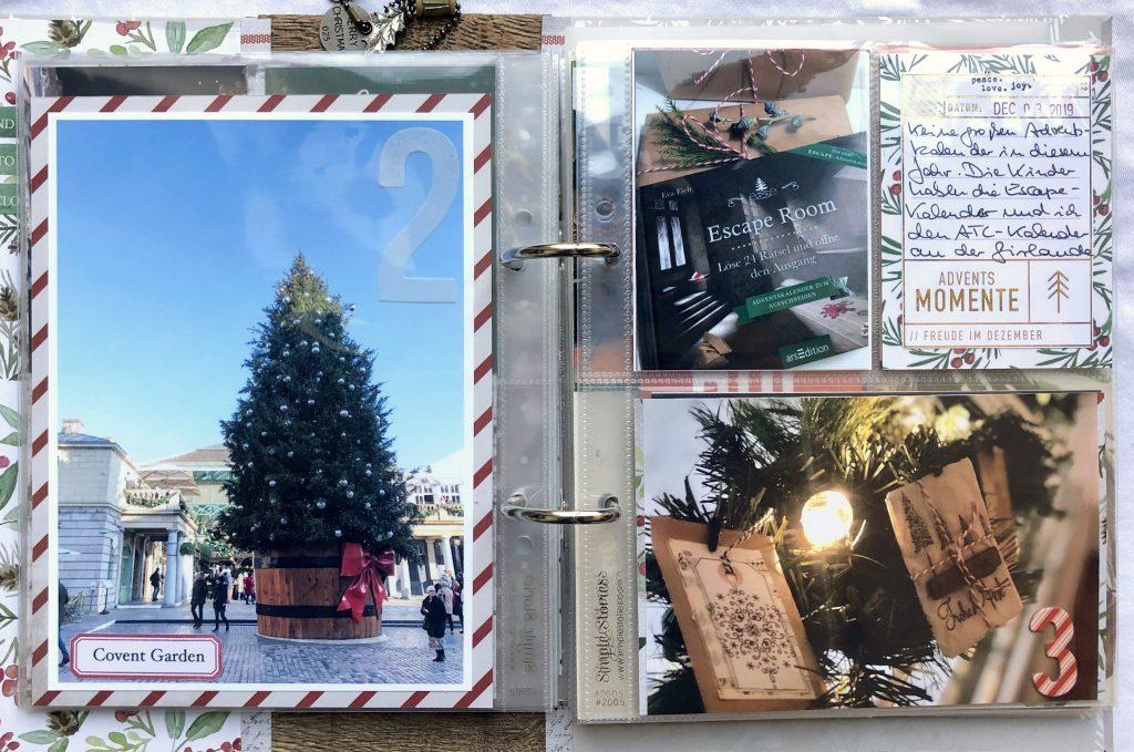 Dezembertagebuch 2019, 2. und 3. Dezember