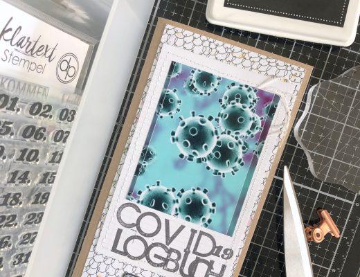 Corona Tagebuch Journal