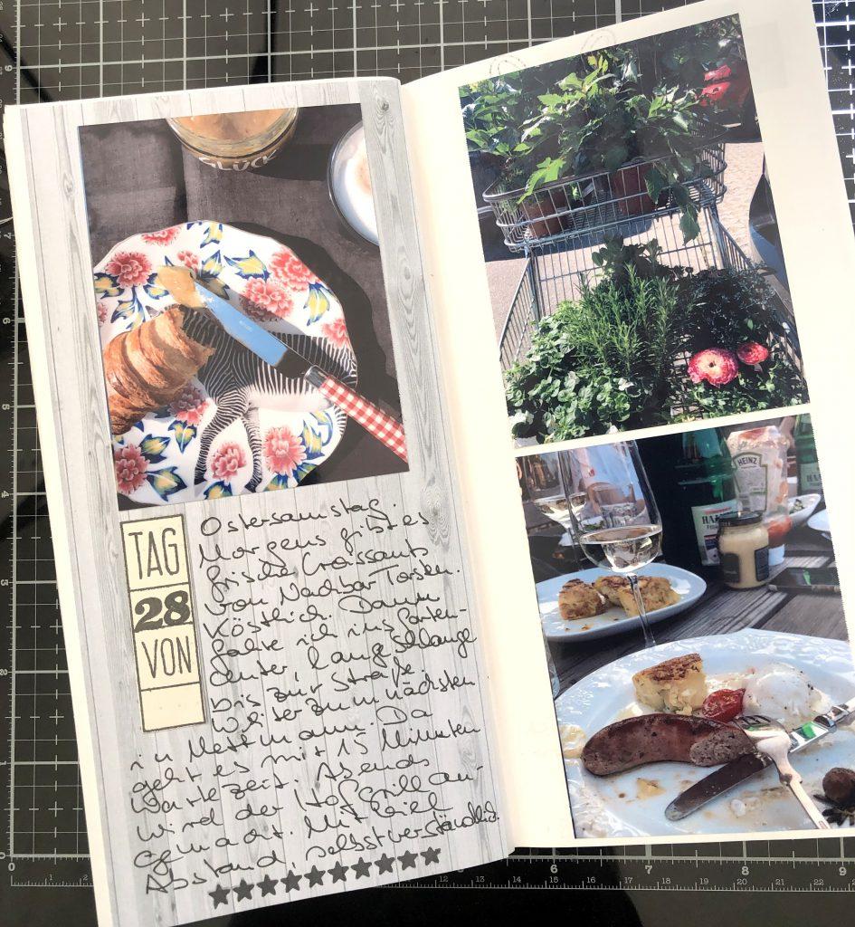 Corona Tagebuch Woche 4