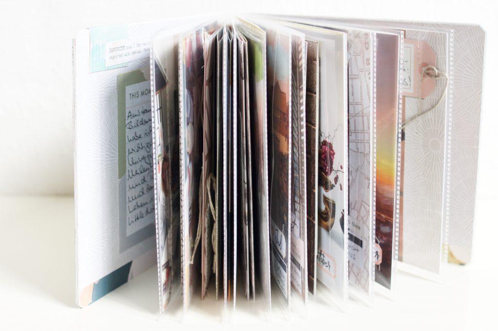 Scrapimpulse Workshop Jahresalbum 2019