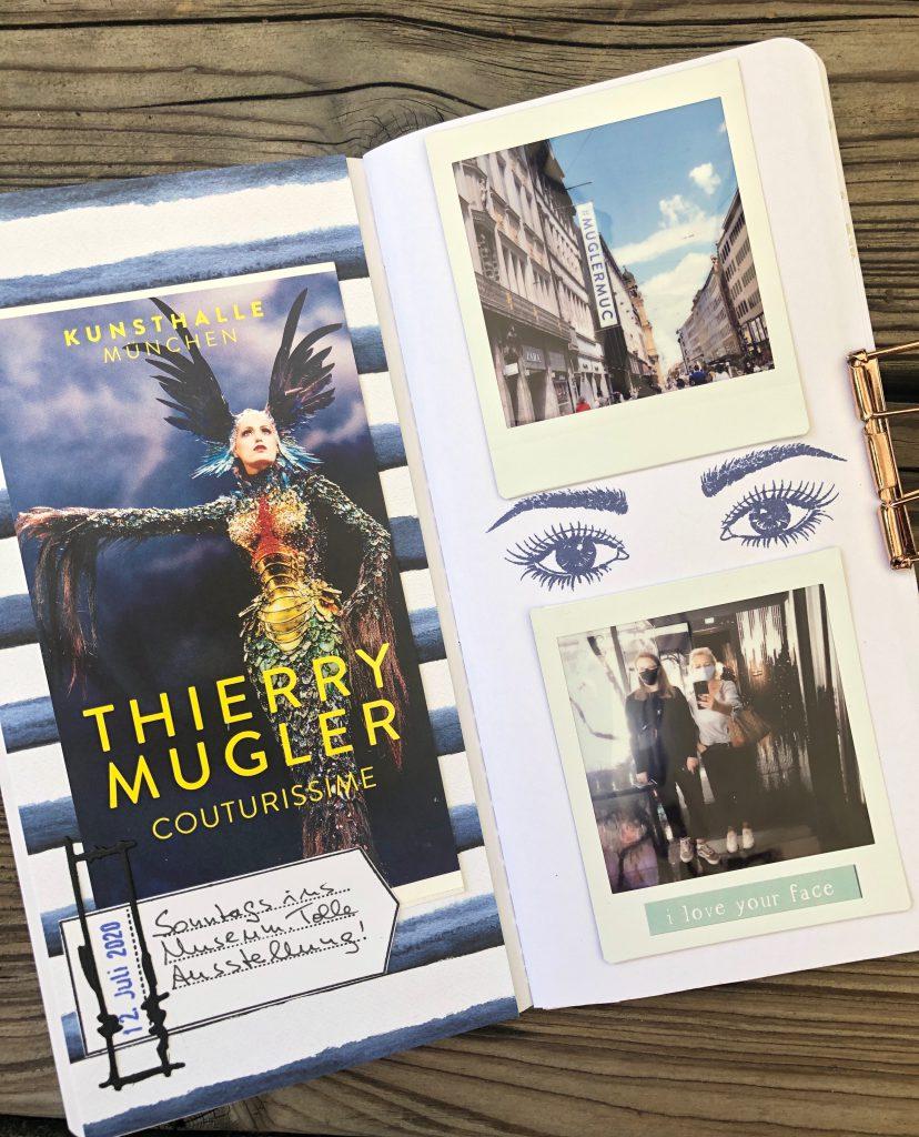 Einfaches Travel Journal mit Instax Fotos Seite 5