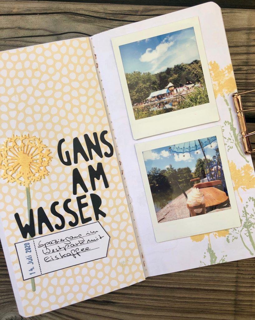 Travel Journal Bayern Seite 9