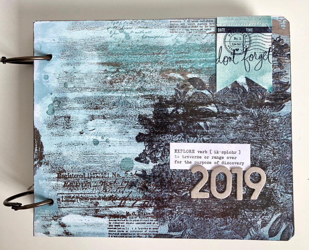 Scrapimpulse Workshop Jahresalbum 2019