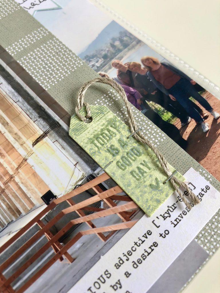 Minibook 2019 Scrapimpulse Workshop Heidi Swapp Tags
