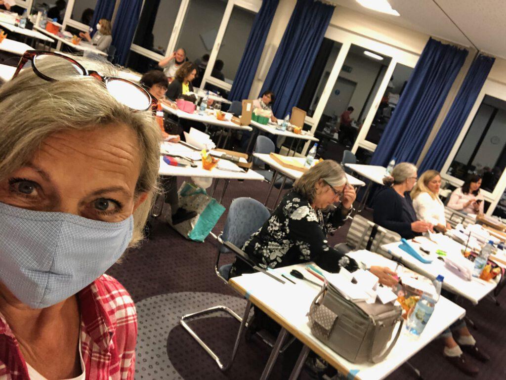 Crop Am Rhein Scrapbooking Workshop