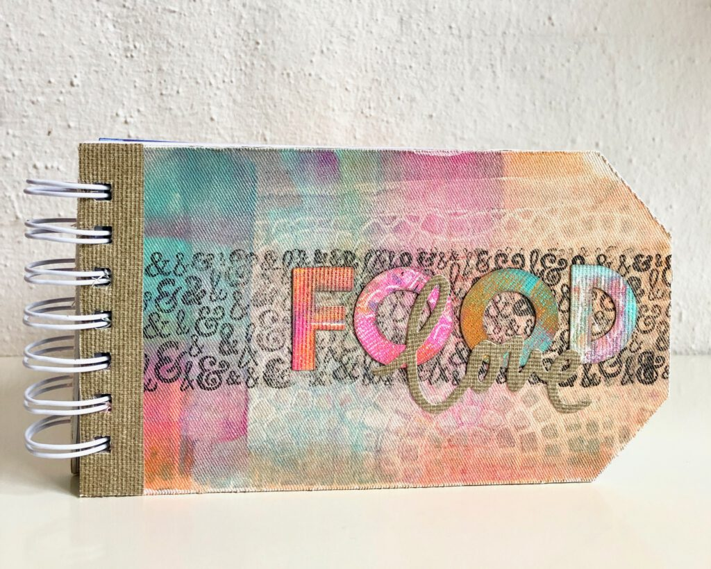 Scrapbooking Mixed Media Album