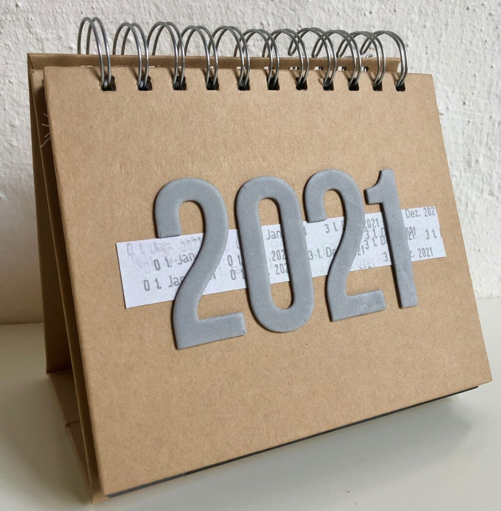 Scrap-Impulse Adventswerkstatt 2020 Fotokalender