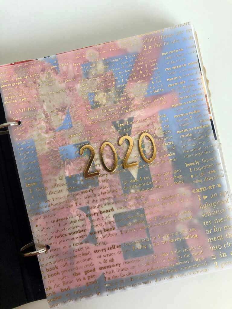 Dezembertagebuch 2020 Intro