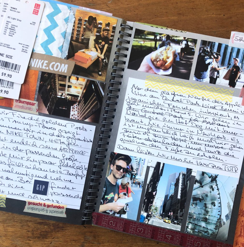 Smashbook Neuengland 2012