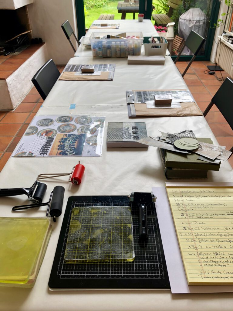 barbathome Scrapbooking Workshops