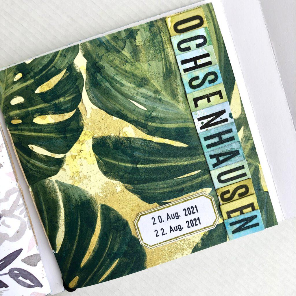 Mixed Media Album Barbara Haane Crop Am Rhein 2021