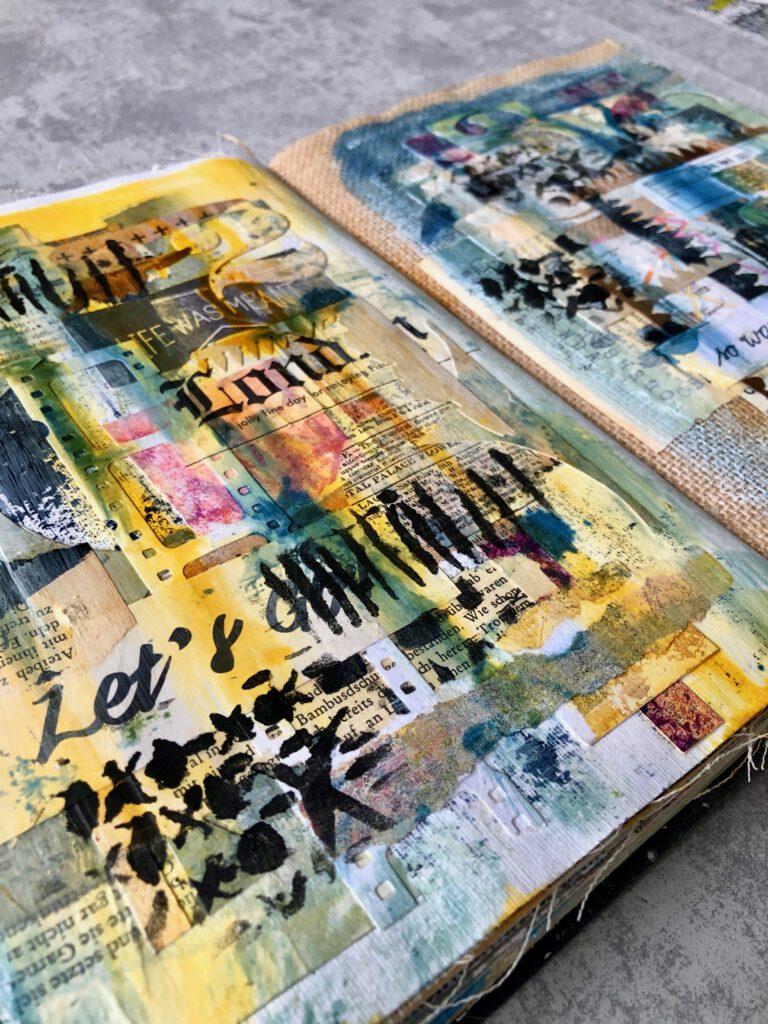 Art Journal Ranger Dina Wakley